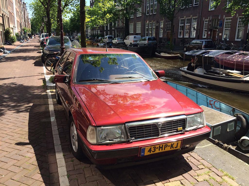 Lancia thema 8.32 1988