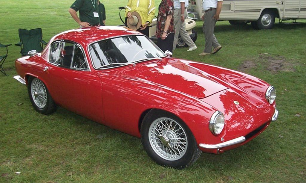 Lotus Elite 1960