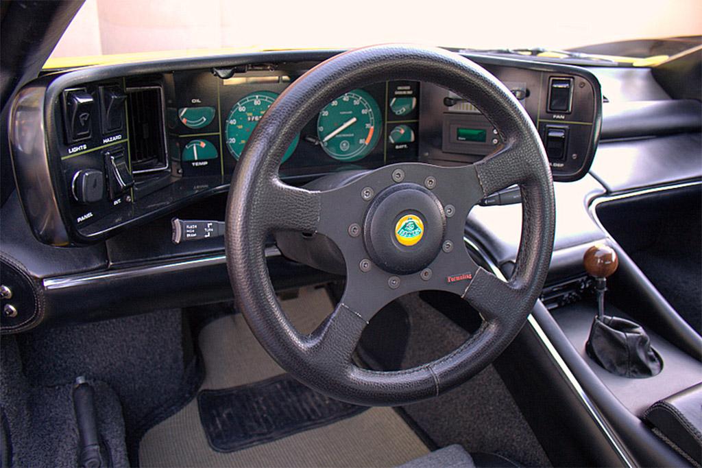 Lotus Esprit S1 Klassiekerweb