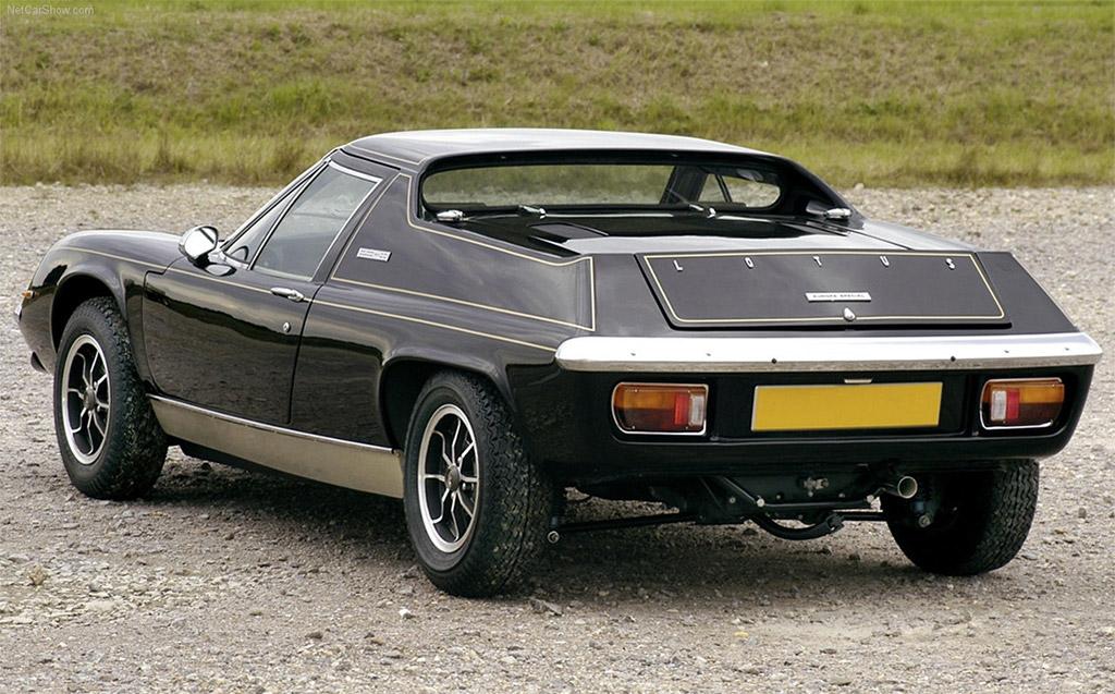 Lotus Europa 1966