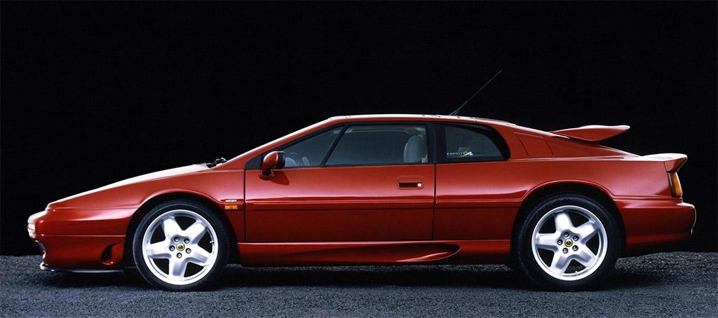 Lotus S4 Turbo