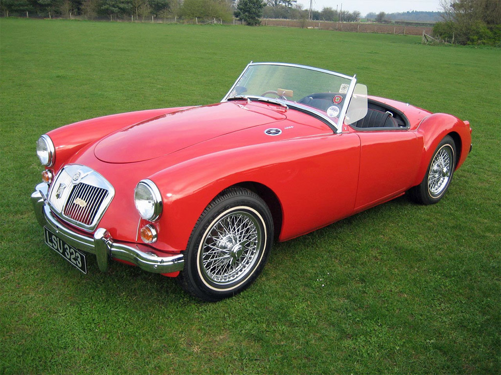 MGA 1600 Mk1 1961