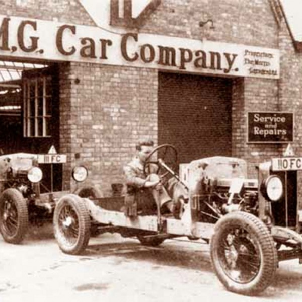 MG car company