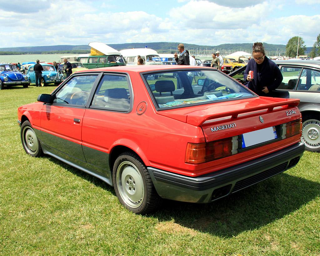 Maserati 2.24 1991