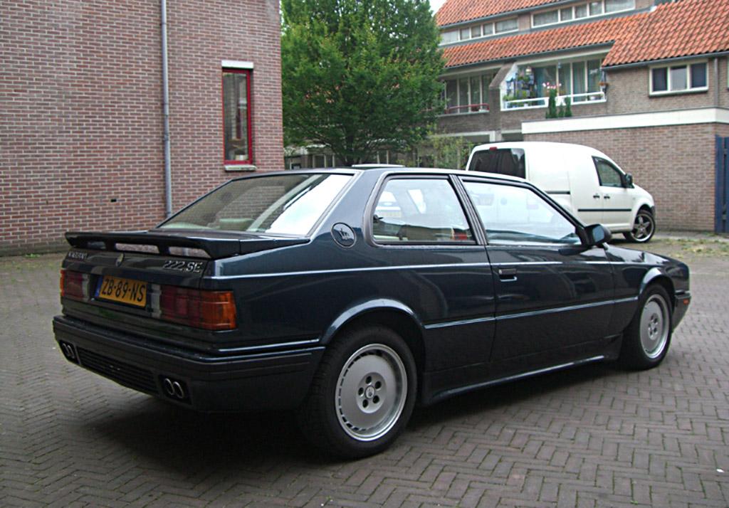 Maserati 222SE