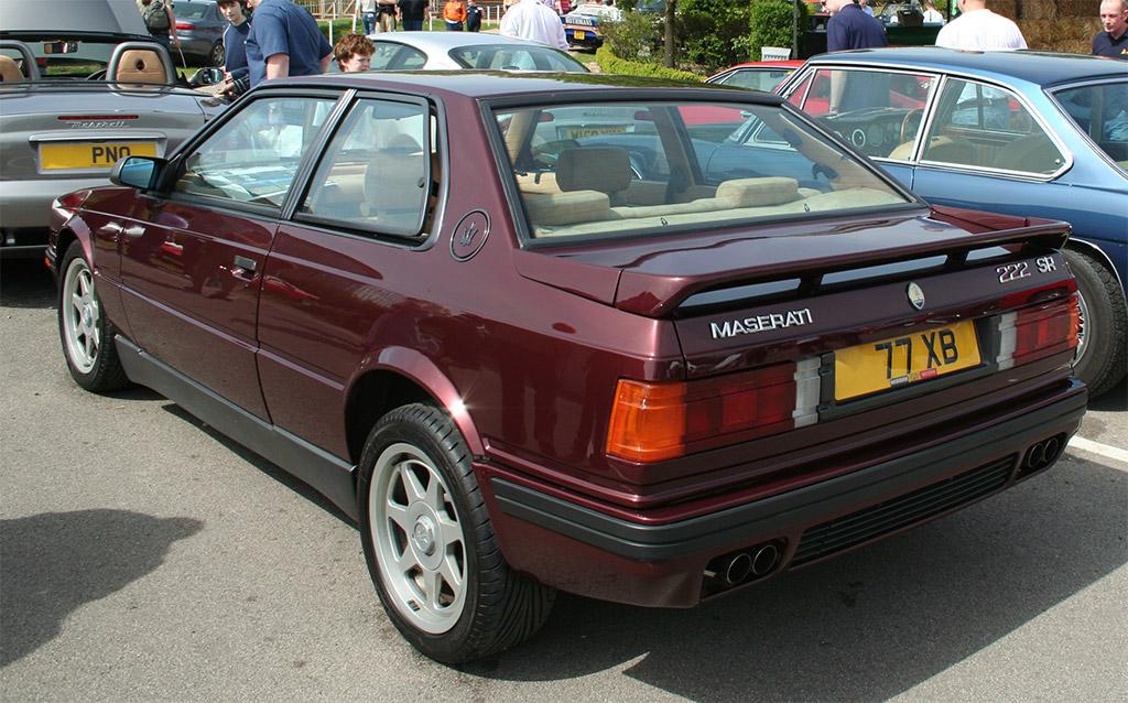 Maserati 222SR