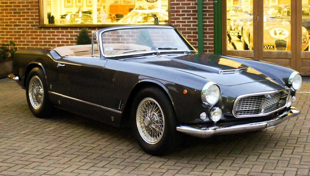 Maserati 3500 Spyder Vignale