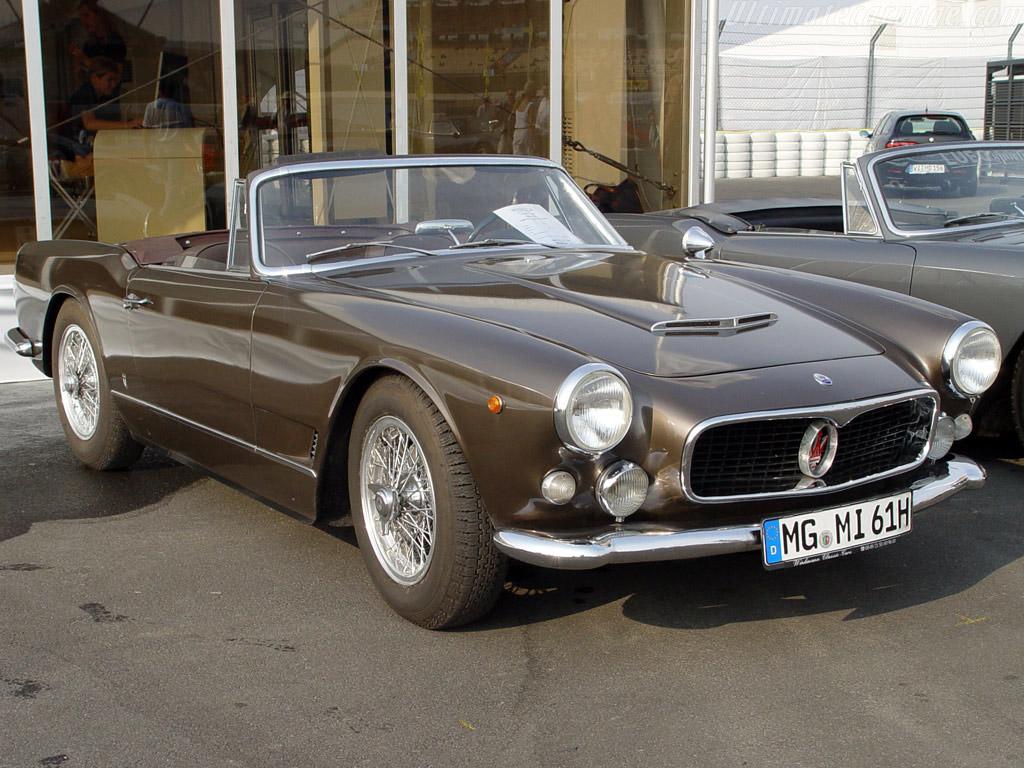 Maserati 3500 Vignale