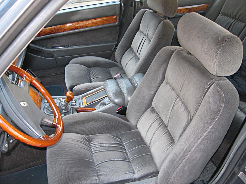 Maserati 4.18v interieur