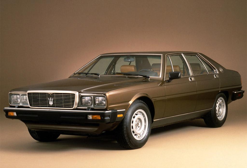 Maserati Quattroport III