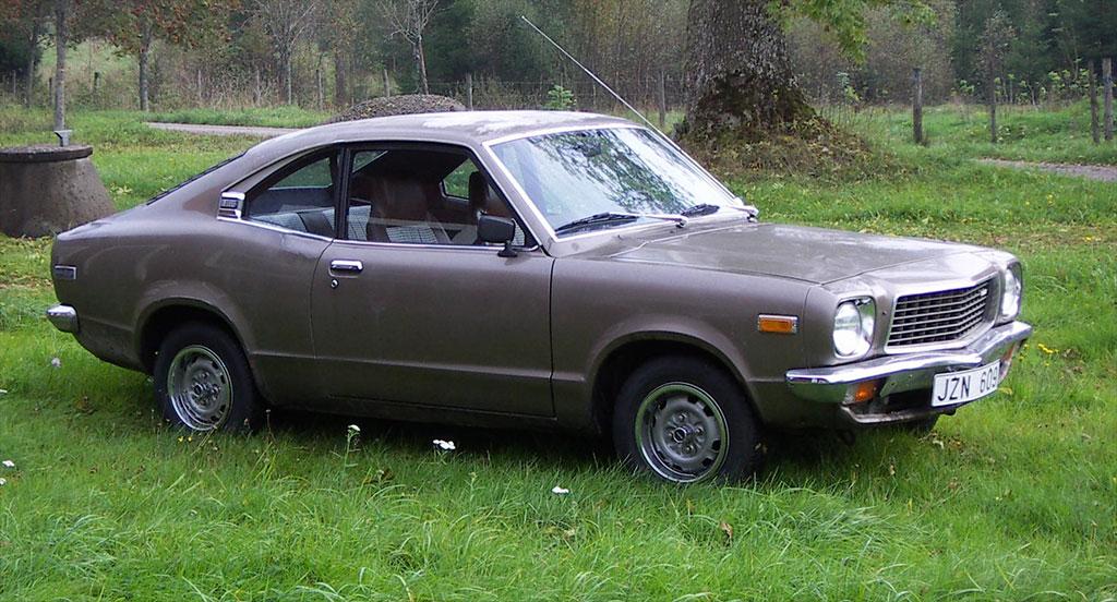Mazda 818 S
