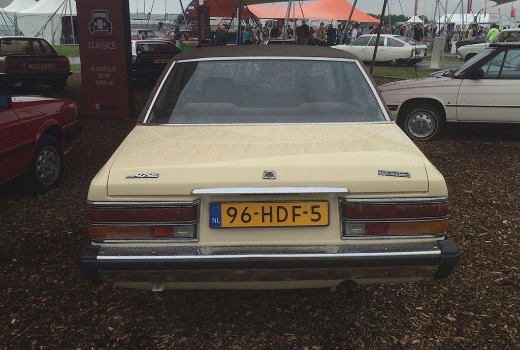 Mazda 929 1981