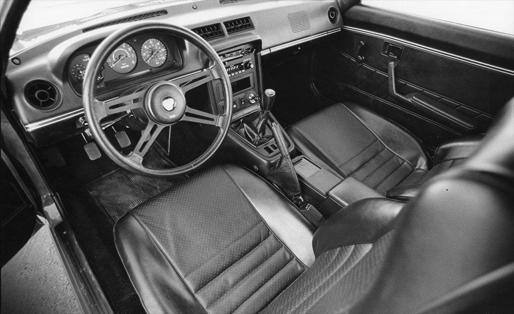 Mazda RX-7 1978 interieur