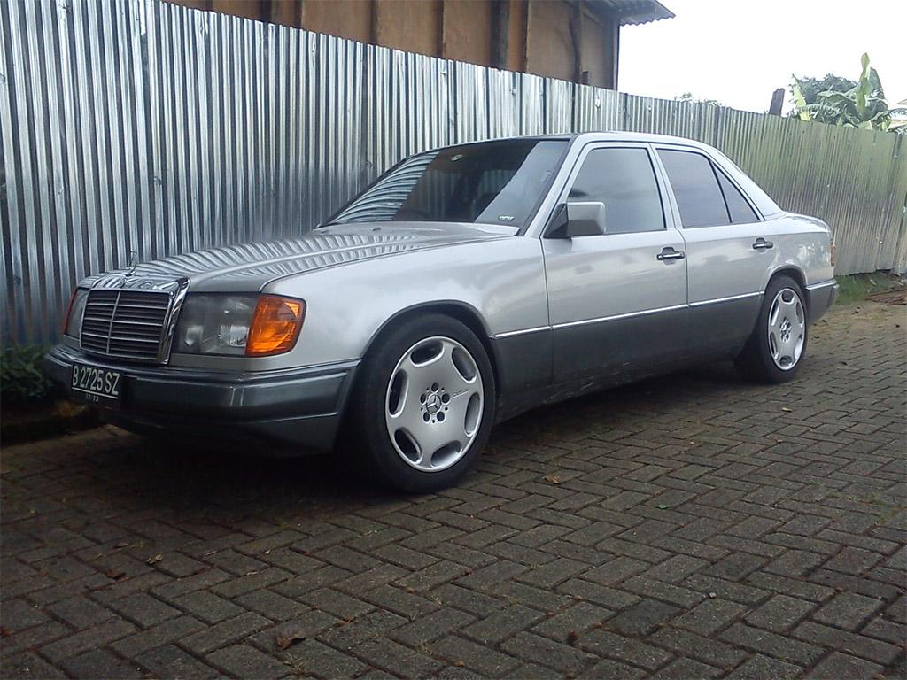 Mercedes Benz E Klasse W124 Klassiekerweb