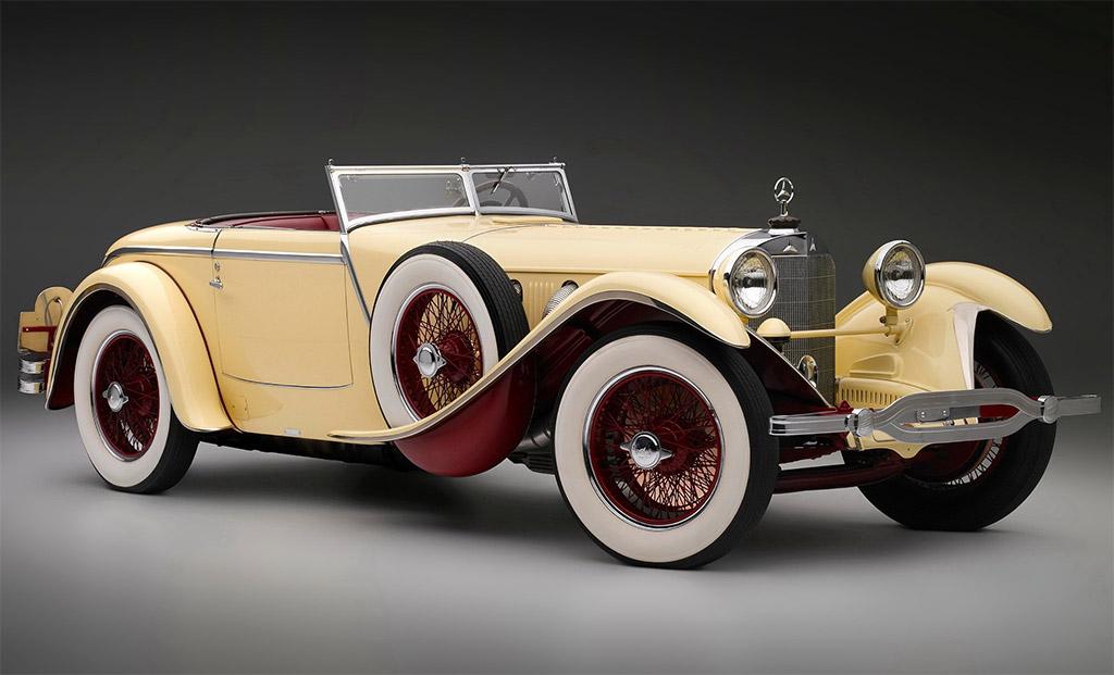 Mercedes-Benz S 1927
