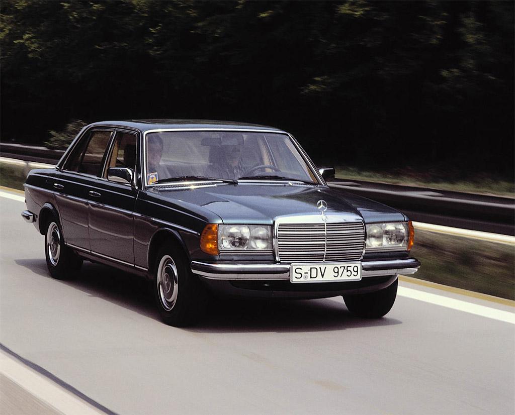 De populairste oldtimers volgens Autoscout - Klassiekerweb Mercedes Onderdelen