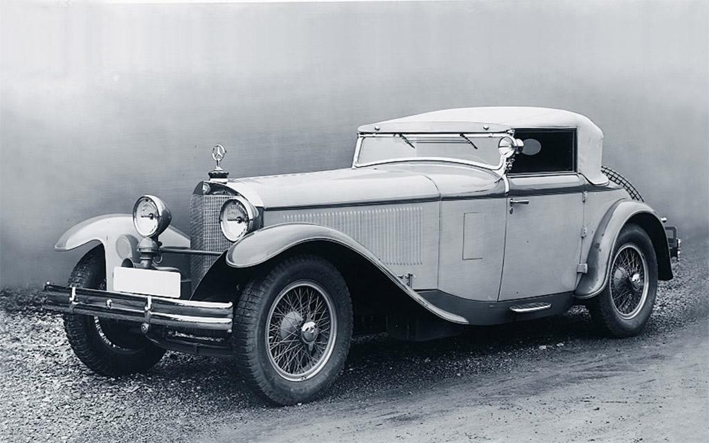 Mercedes-Benz SS 1928