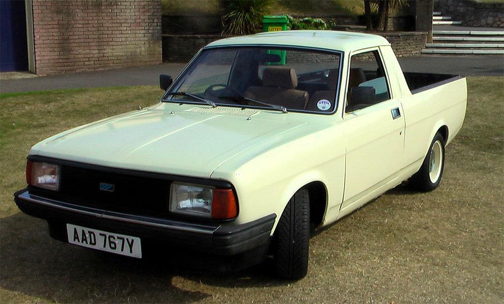 Morris Ital 1980 pickup