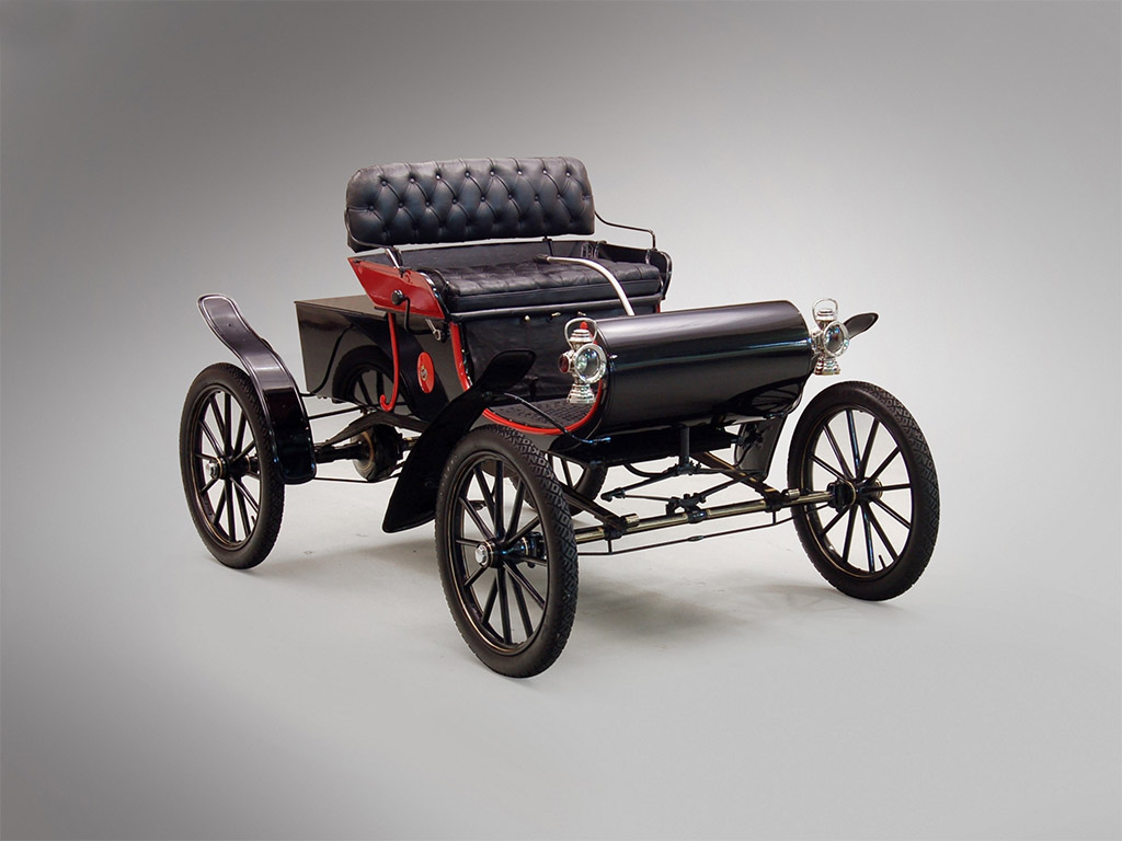 Oldsmobile curved dash R 1901