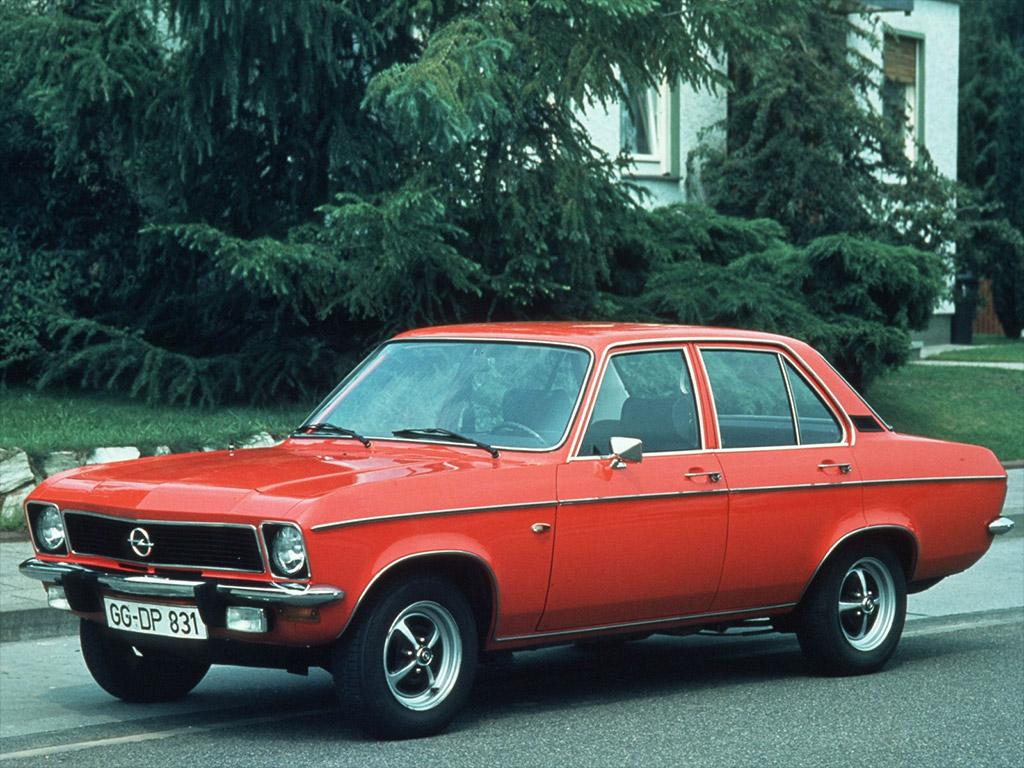 Opel Ascona 1970