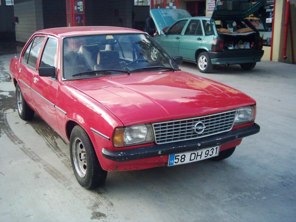Opel Ascona 1978