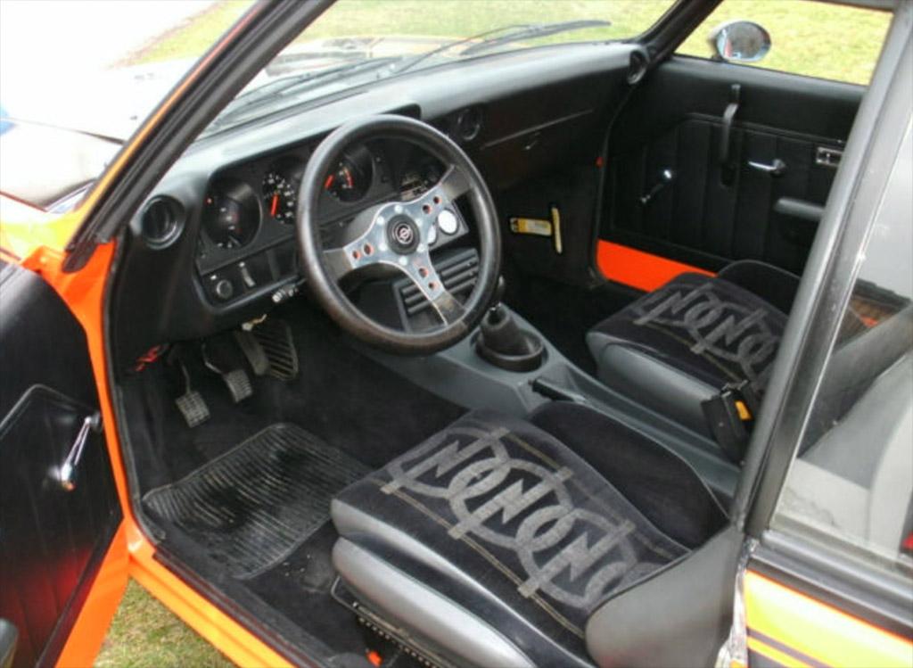 Opel manta klassiekerweb for Opel kadett e interieur