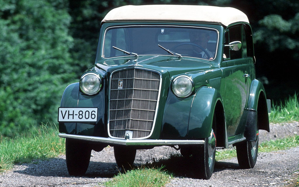 Opel Olympia 1935