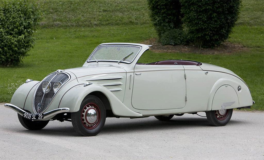 Peugeot 402 1938
