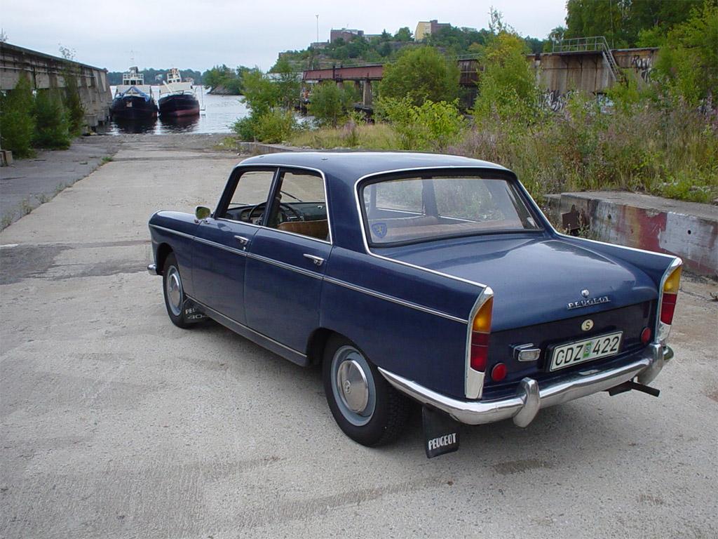 Peugeot 404 1962