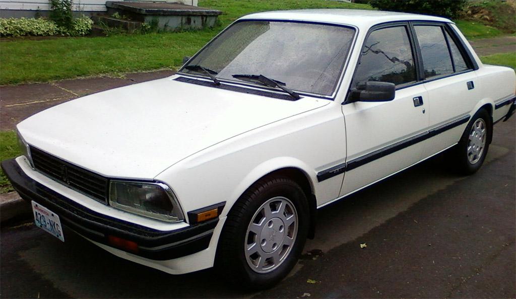 Peugeot 505 1988