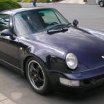 Porsche 911 model 964 Turbo 2
