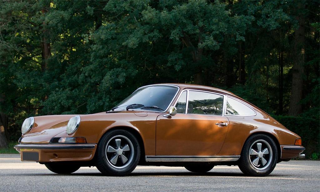 Porsche 911 2.4 1972