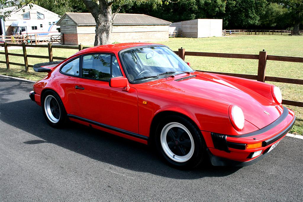 Porsche 911 3 2 Klassiekerweb