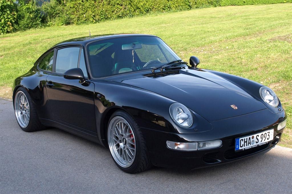 Porsche 993 1995