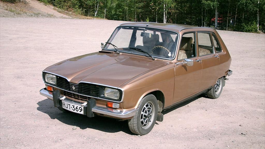 Renault 16 1977