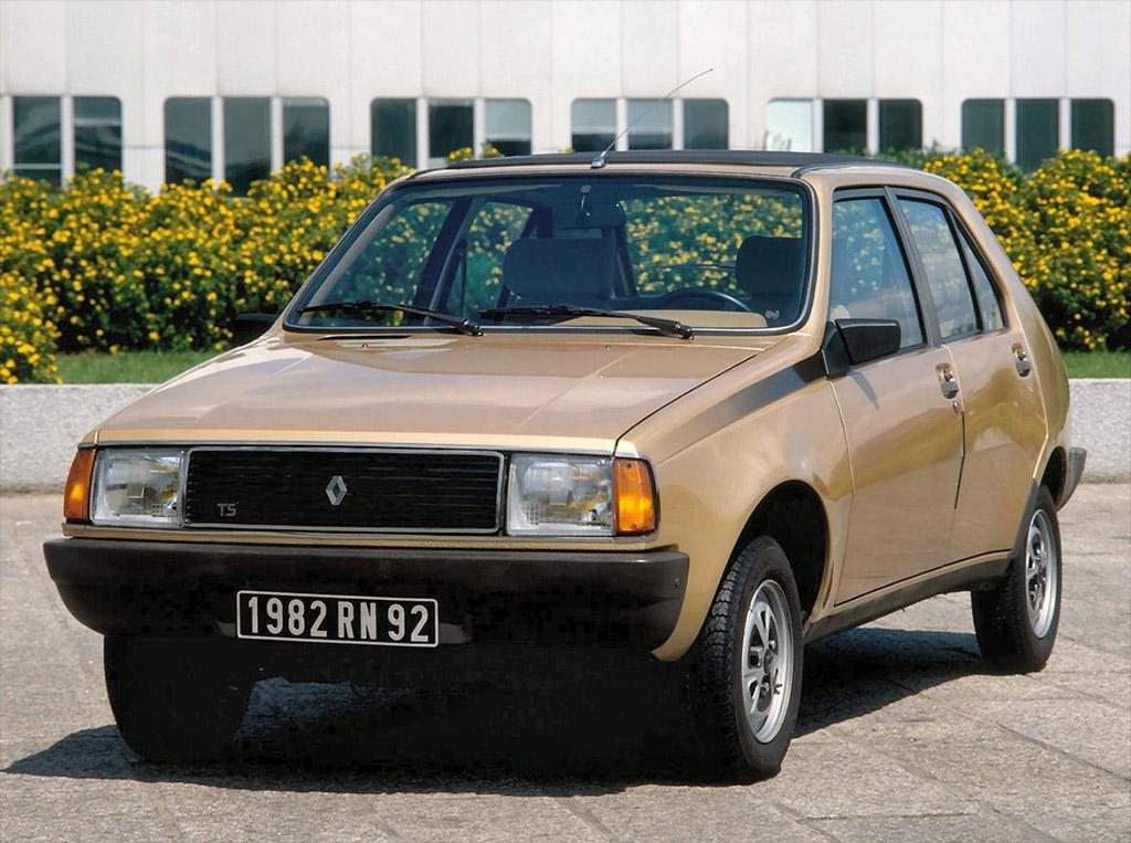 Renault 14 TS 1980