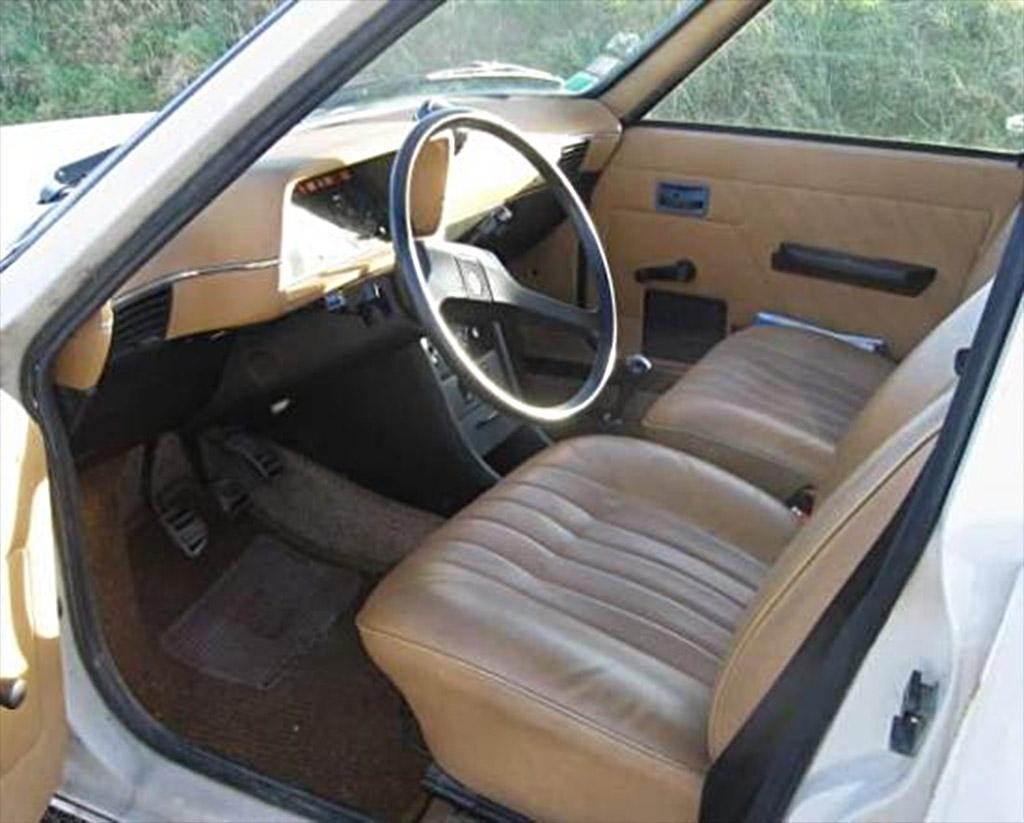 Renault 18 klassiekerweb for Renault 9 interieur