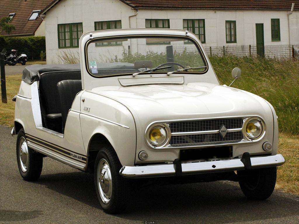 Renault 4 Pleinair