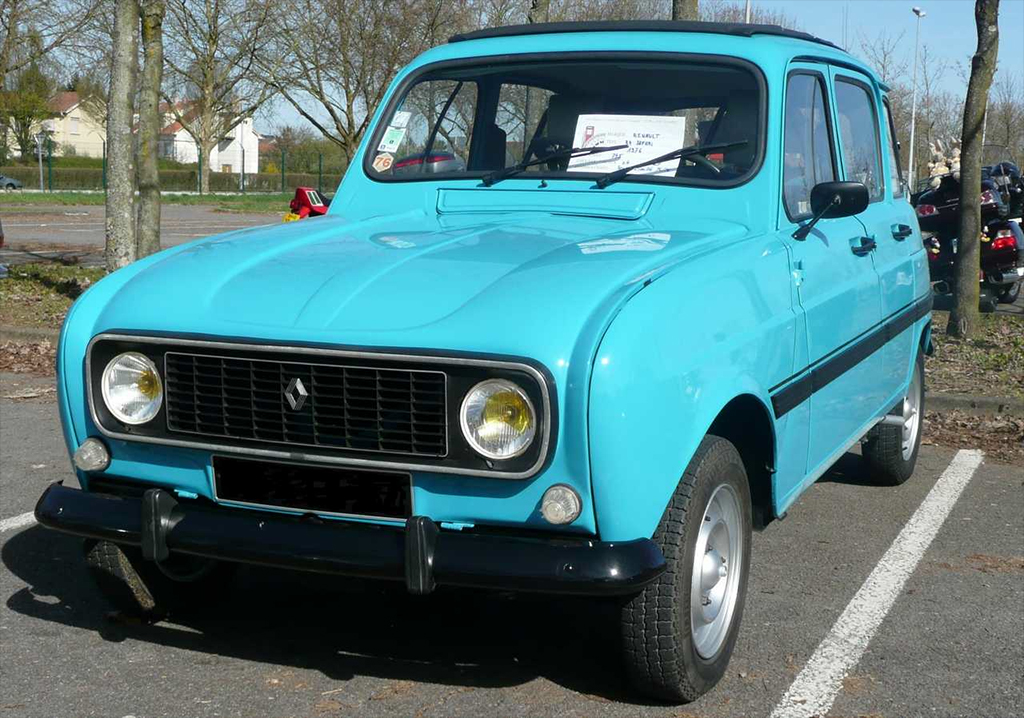 Renault 4 Safari 1976