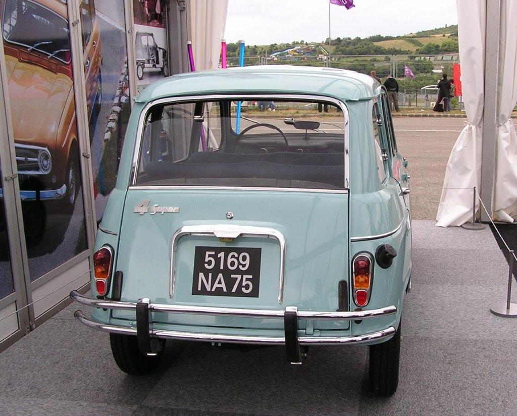 Renault 4 super