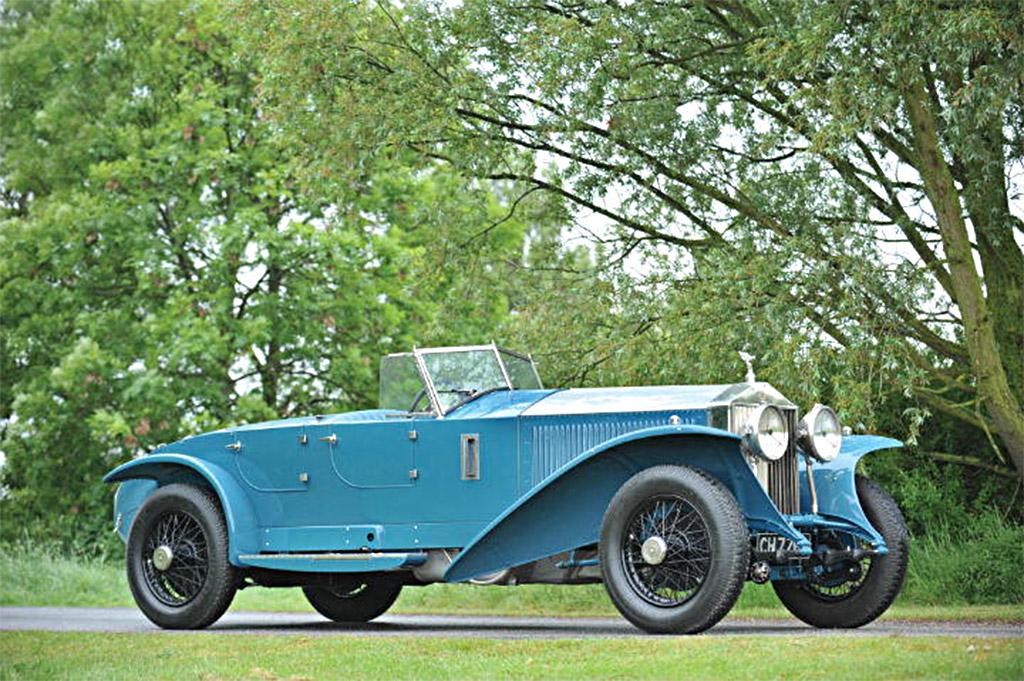 Rolls-Royce Phantom I Jarvis Torpedo 1928
