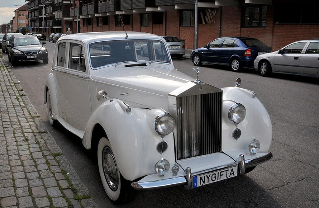 Rolls-Royce Silver Dawn 1950
