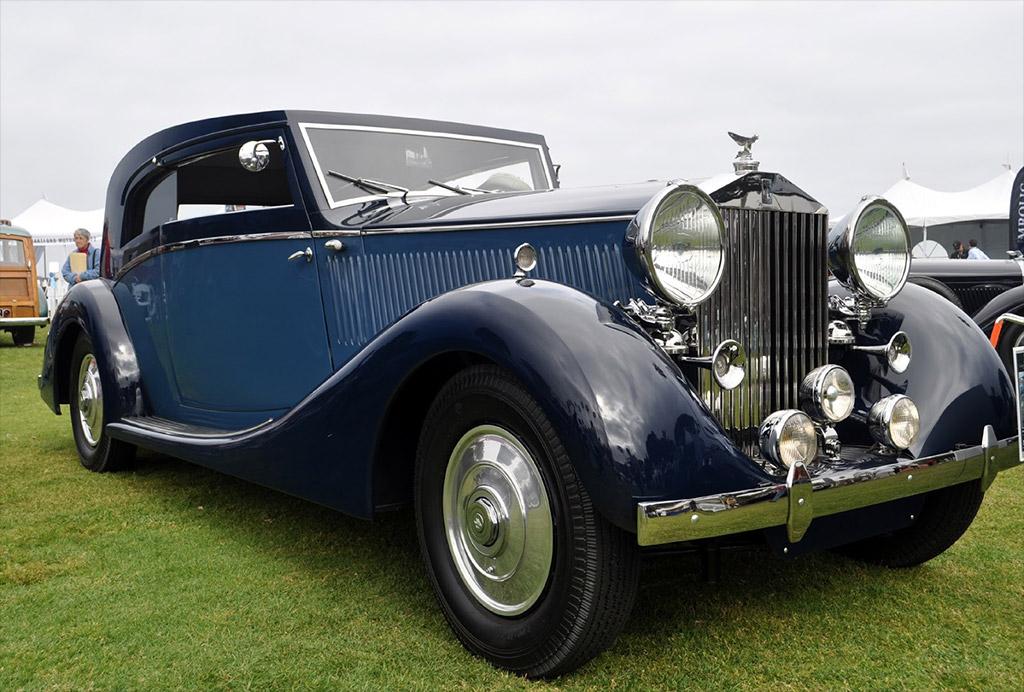 Rolls Royce Phantom III 1937