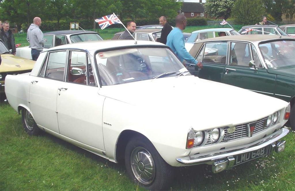 Rover P6 2200 1964