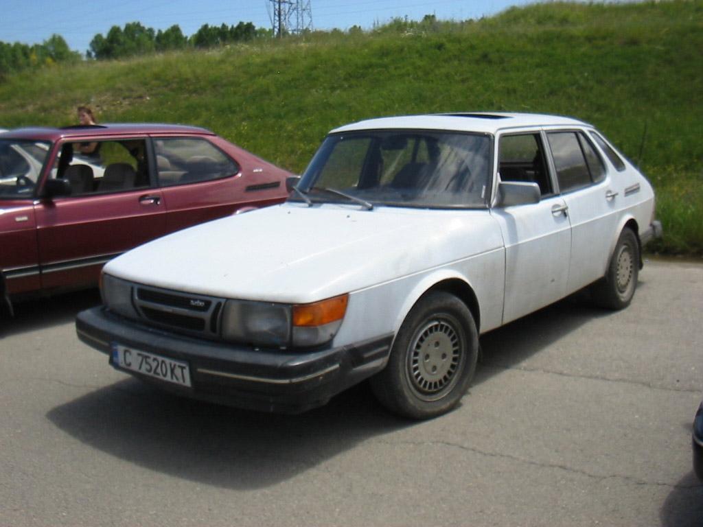 Saab 900 1983