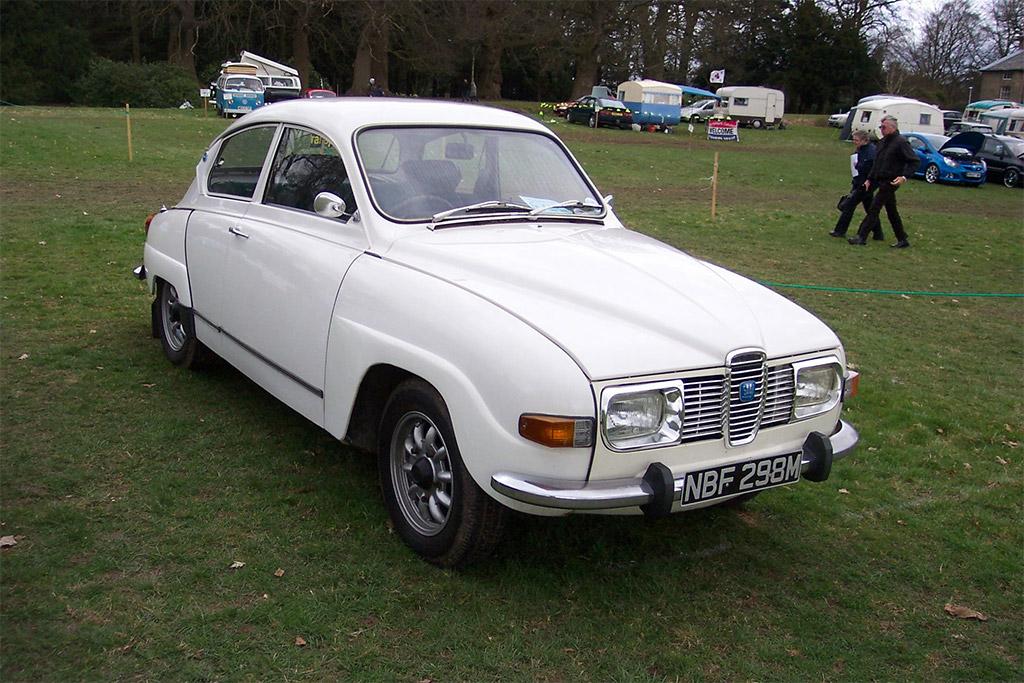 Saab 96 1968