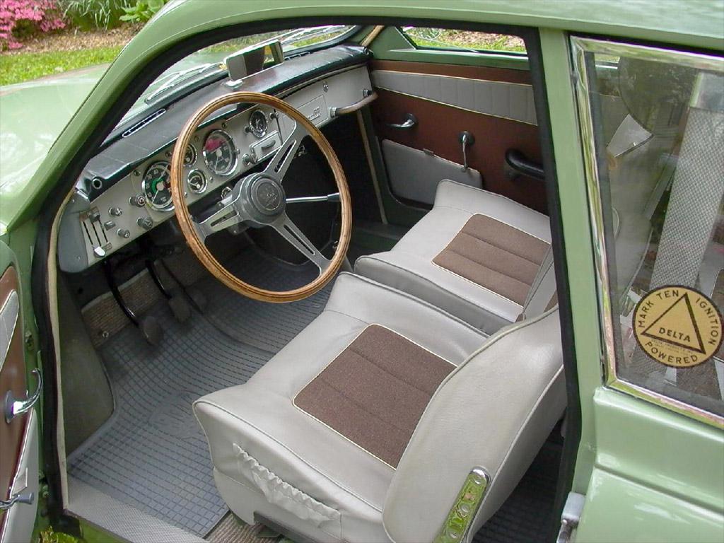 Saab 96 Monte Carlo interieur_1966
