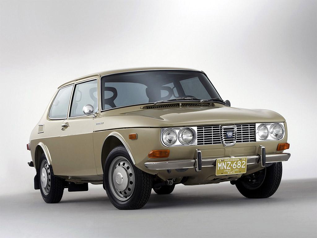 Saab 99 1968