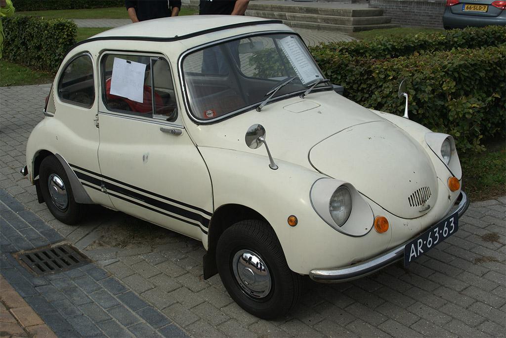 Subaru 360 1963