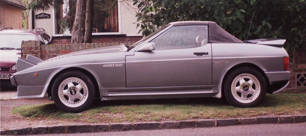 TVR 420SE